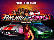 Играть в автомат Racing For Pinks на сайте онлайн-казино